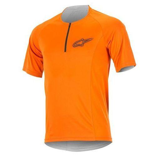 Koszulka rover 2 bright orange-dark shadow 1764617-49 marki Alpinestars