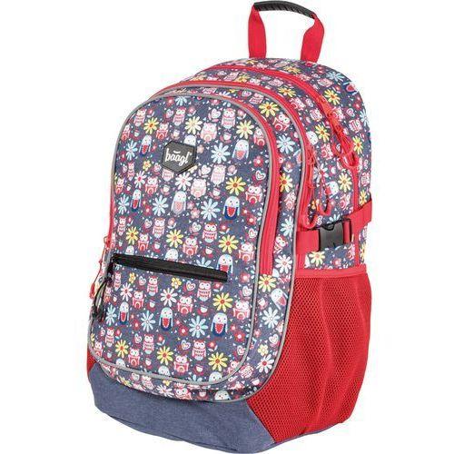 Baagl plecak szkolny happy owls (8595054261788)