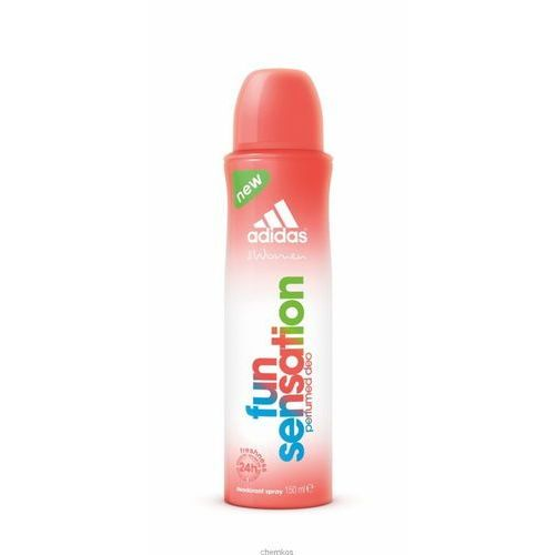 Adidas Fun Sensation 150 ml dezodorant spray