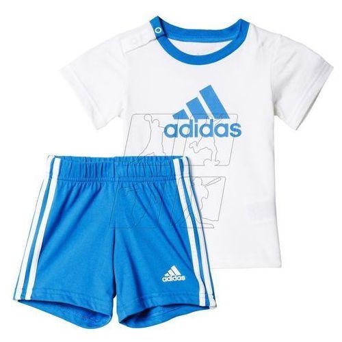 Komplet  summer easy boys set kids ak2607 od producenta Adidas