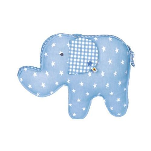Spiegelburg Poduszka niebieska słonik baby charms (4029753139627)