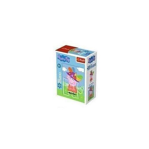 Trefl Puzzle 20 minimaxi - zabawy świnki peppy 4
