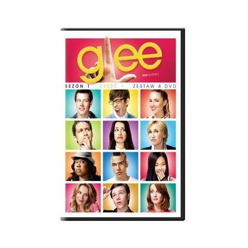 Glee.Sezon 1 - część 1 (DVD) - Brad Falchuk, Ryan Murphy, Scott John (5903570149993)