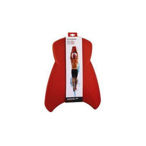 Speedo Deska do pływania  elite kick board czerwona