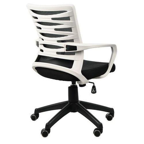 SitPlus Krzesło FLEXY biało- czarny - Promocja TRAF w 10!