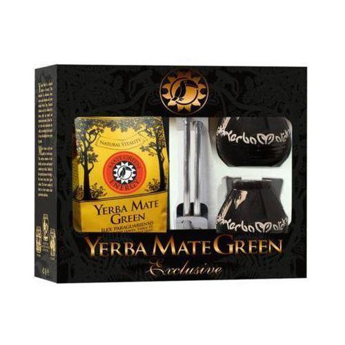 400g exclusive energy zestaw dla dwojga energia marki Yerba mate green