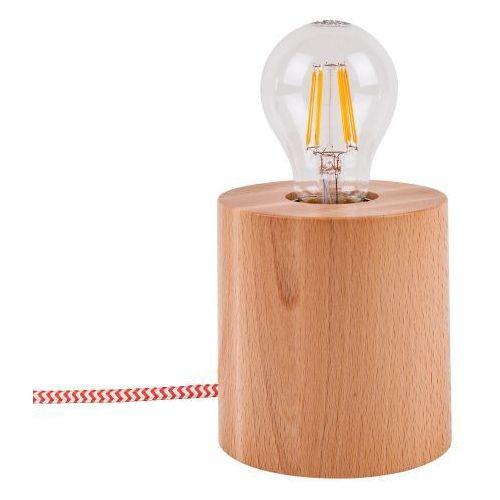 Spot light Lampa stołowa spotlight trongo 7071531 buk-czerwono-biały + darmowy transport!