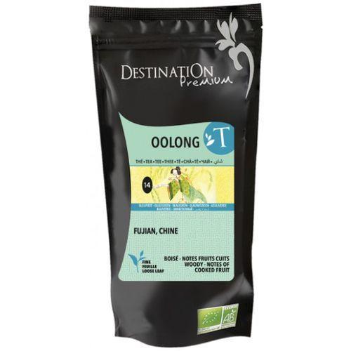 Herbata Oolong Qilan 50g - Destination (3700110044402)