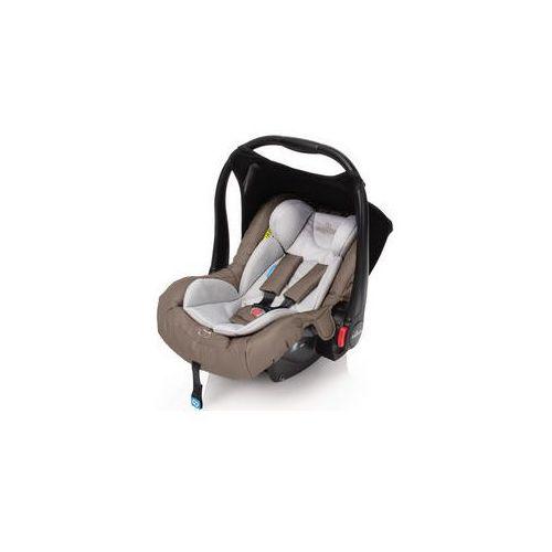 Fotelik samochodowy Leo 0-13kg Baby Design (be�owy)