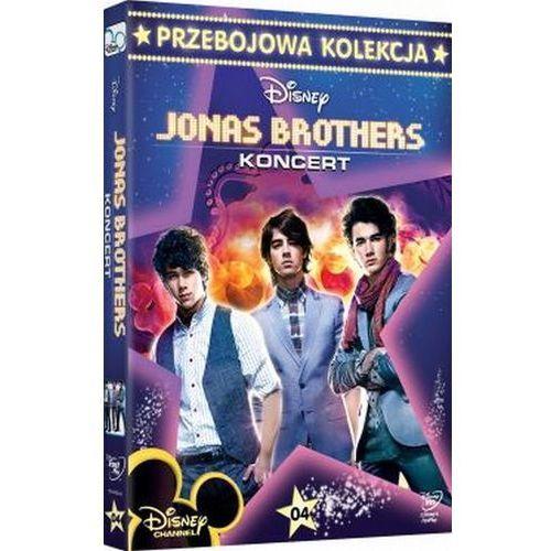Jonas Brothers. Koncert (Przebojowa Kolekcja)