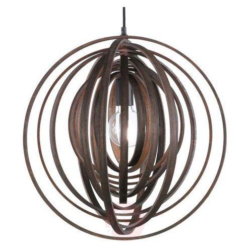Trio boolan lampa wisząca brązowy, 1-punktowy - nowoczesny - obszar wewnętrzny - boolan - czas dostawy: od 4-8 dni roboczych