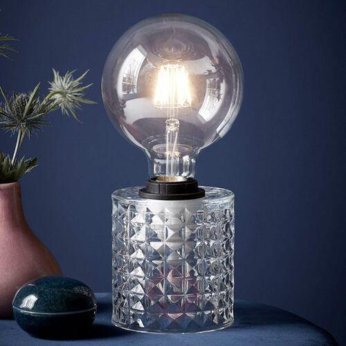 Nordlux holly lampa stołowa przezroczysty, 1-punktowy - skandynawski - obszar wewnętrzny - holly - czas dostawy: od 10-14 dni roboczych (5701581408081)