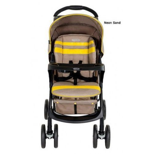 Graco Wózek spacerowy  mirage plus neon sand