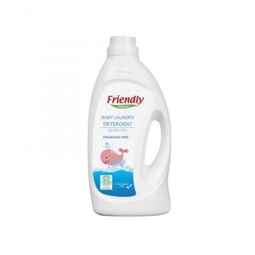 Bezzapachowy Płyn do Prania Ubranek Dziecięcych 2l, Friendly Organic
