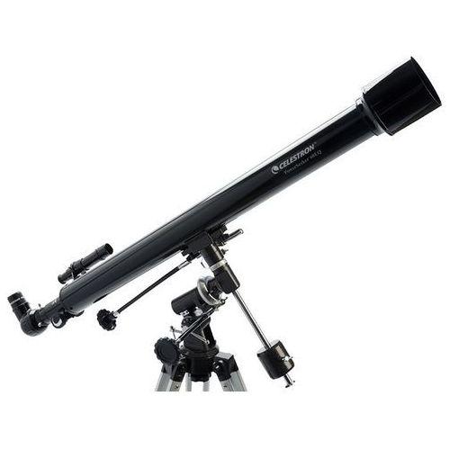 Teleskop CELESTRON PowerSeeker 60EQ + DARMOWY TRANSPORT! - produkt z kategorii- Teleskopy