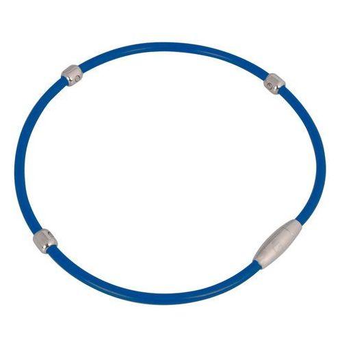 Naszyjnik magnetyczny Alkione inSPORTline, 55 cm, Niebieski (8596084039453)