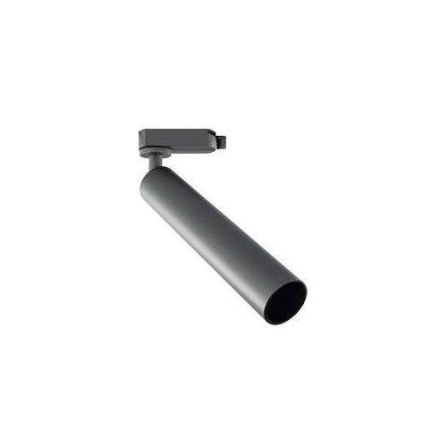 LAMPA sufitowa ARIES LP-8636L TIT Light Prestige metalowa OPRAWA regulowana LED 7W do systemu szynowego 1-fazowego tuba szara, LP-8636L TIT