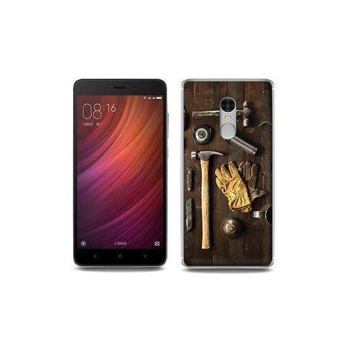 Foto Case - Xiaomi Redmi Note 4 - etui na telefon Foto Case - narzędzia