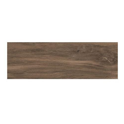 Ceramika gres Gres abrigo 20 x 60 cm ciemny brązowy 1,44 m2 (5902683172973)