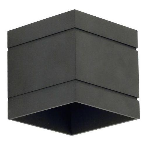 Kinkiet Quado DELUXE A czarny, KIN691/KA CZA