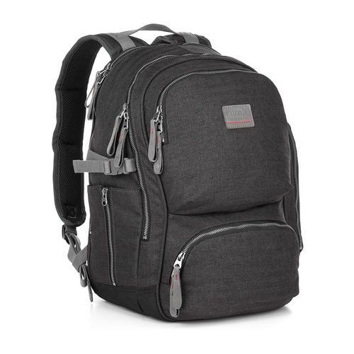 Stylowy plecak Topgal EFFI 18003 G - Grey