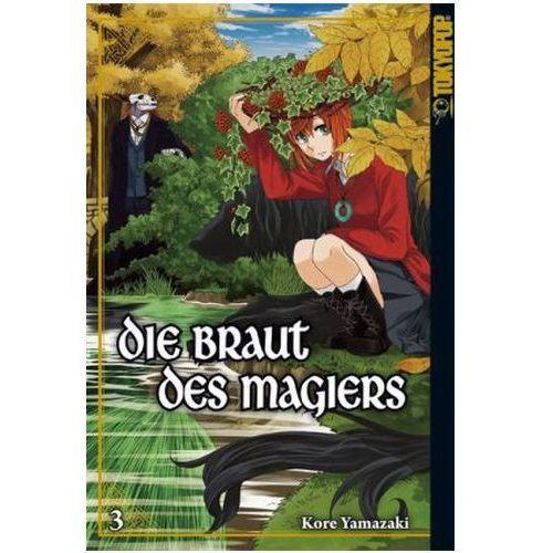 Die Braut des Magiers. Bd.3