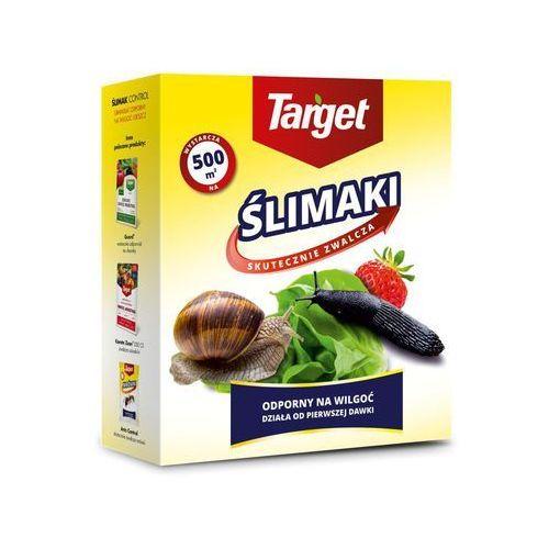 Target Środek na ślimaki ślimak control 350 g (5901875007277)