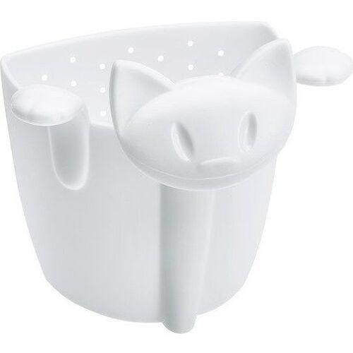 Koziol Zaparzaczka do herbaty kotek biała mimmi (4002942271803)