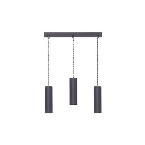 Lampex Rollg lampa wisząca 3-punktowa popiel 556/3pop/ biała 556/3bia/ czarna 556/3cza (5902622114590)