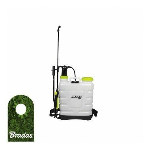 Opryskiwacz ciśnieniowy plecakowy 16l aqua spray 0736 marki Bradas