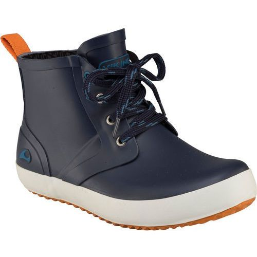 Viking LILLESAND Kalosze navy/orange (7054976736848)