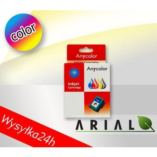 Anycolor Tusz do canon cl513 ip2700 mp240 mp250 mp260 mp270