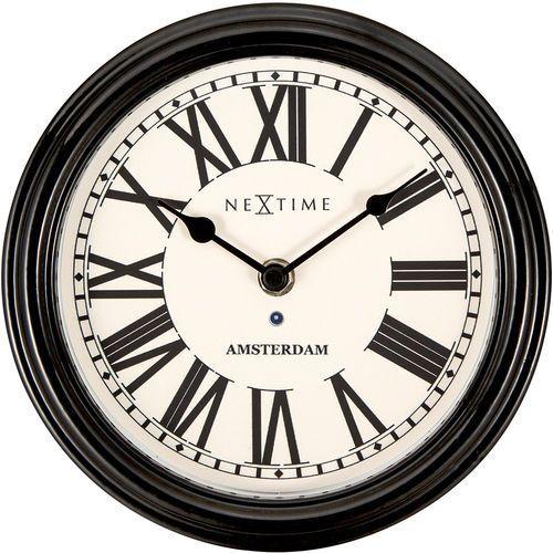 Zegar ścienny Amsterdam 21,5 cm (8717713016380)