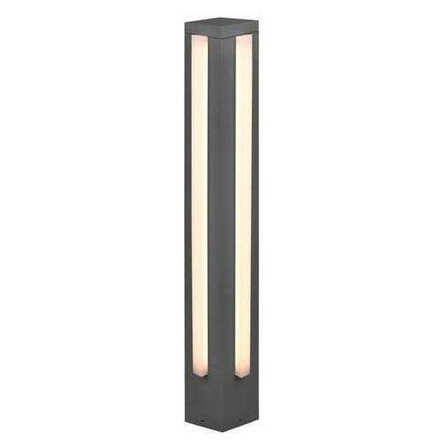 Trio mitchell 473360442 lampa stojąca zewnętrzna 1x16,5w led antracytowa