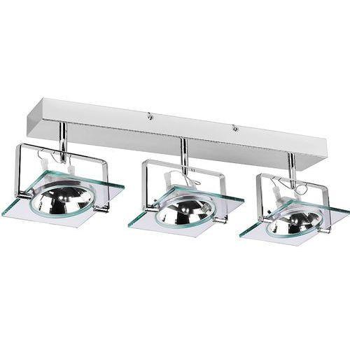 Kinkiet LIGHT PRESTIGE Industrial QR-111003 Srebrny + DARMOWY TRANSPORT!