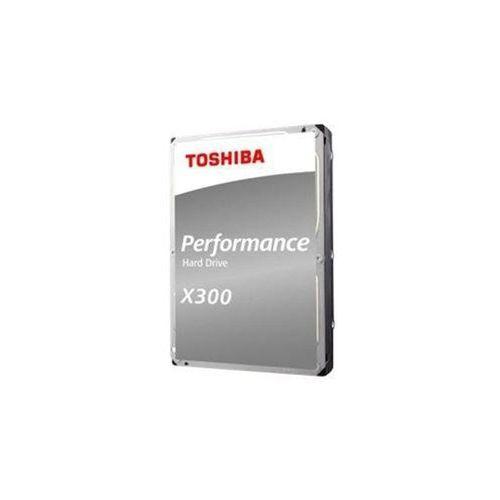 "Toshiba x300 performance dysk twardy - 10 tb - 3.5"" - 7200 rpm - sata-600 - 256 mb cache (4547808810678)"