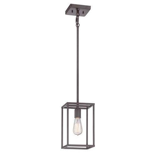 Lampa wisząca new harbor qz/newharbor/p - lighting - rabat w koszyku marki Elstead