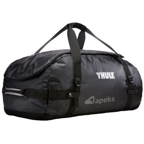 Thule chasm 90l torba podróżna / plecak sport duffel / black - black