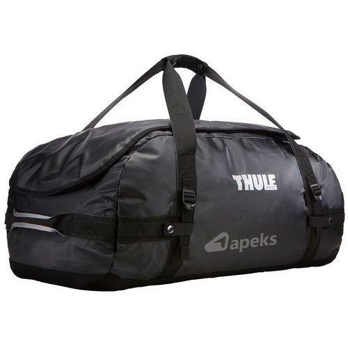 Thule chasm 90l torba podróżna / plecak sport duffel l / black - black