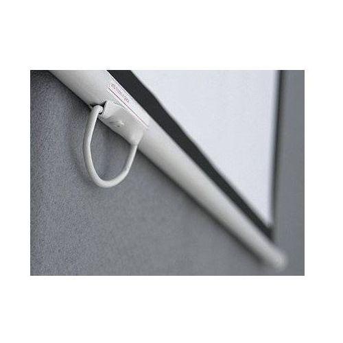 2x3 Ekran projekcyjny 195x145 cm pop manualny ścienny - x04024