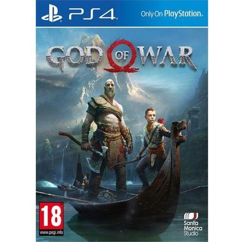 gra god of war na konsolę play station 4 marki Sony