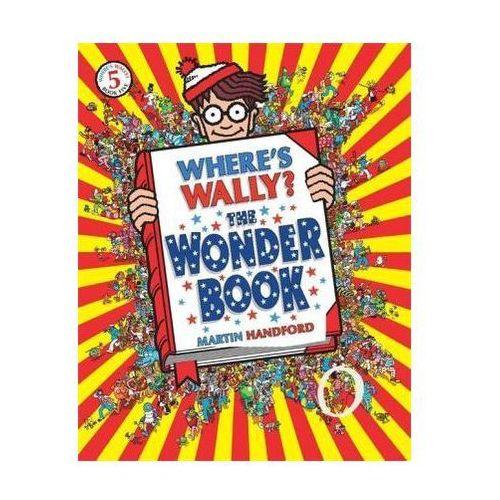 Wheres Wally? The Wonder Book, Handford, Martin