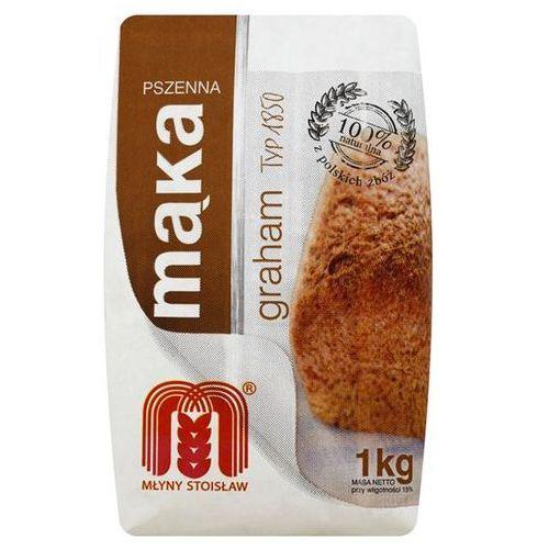 Młyny mąka pszenna graham typ 1850 1 kg marki Stoisław