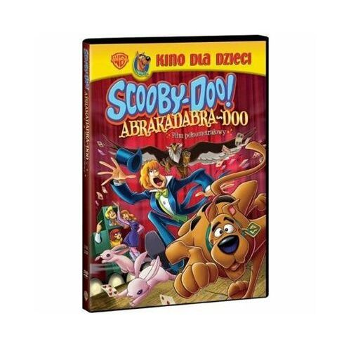 Scooby-doo abrakadabra doo 7321909273337 marki Galapagos films