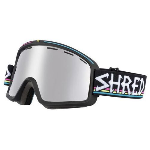 Shred Gogle narciarskie, snowboardowe monocle black shrasta shrasta platinium s3