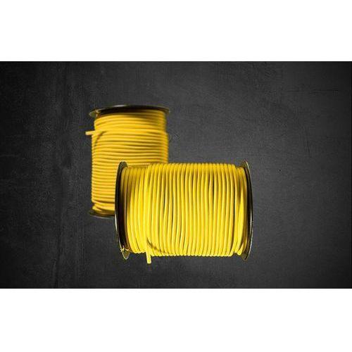 Oldlight Kabel w oplocie kbo-08 yellow