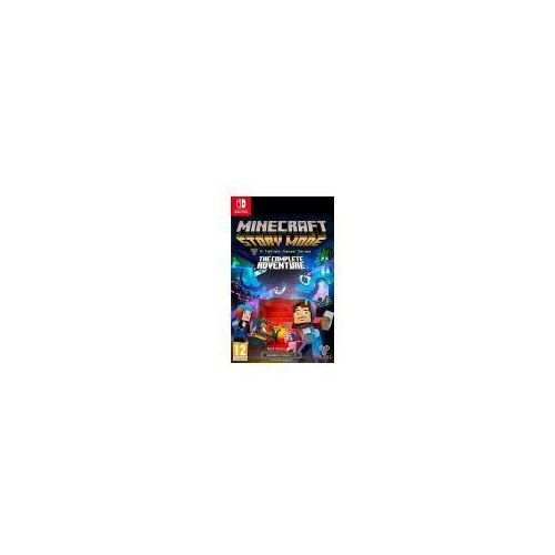 Nintendo Gra minecraft story mode:the complete adventure na konsolę switch