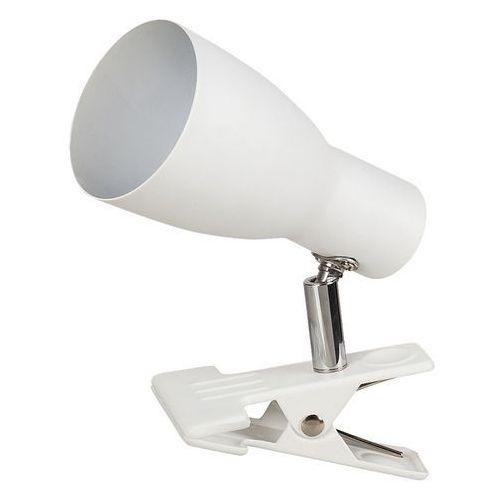Lampa biurkowa ebony z klipsem, 6026 marki Rabalux