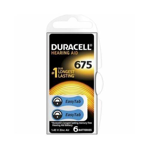 Duracell Baterie da675 (6 szt.)