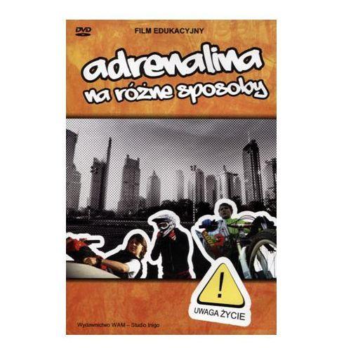 Adrenalina na różne sposoby DVD (5900759100844)